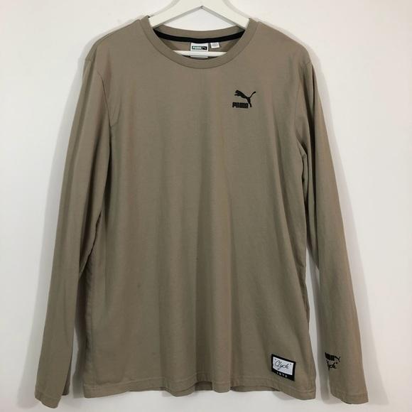 2931685f0 Puma Shirts | Clyde So Fly Long Sleeve Tee 1973 | Poshmark